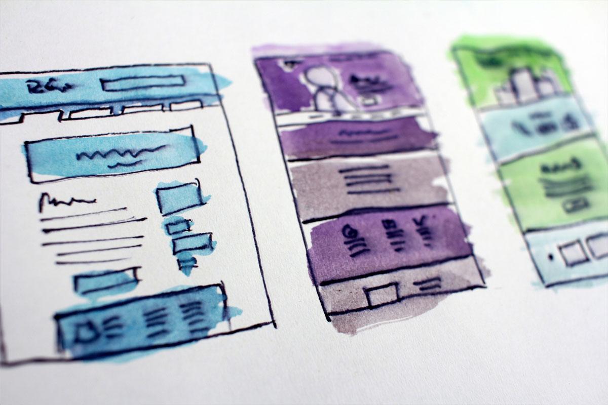 Design d'interface - User interface - UI - Objectif d'intervention
