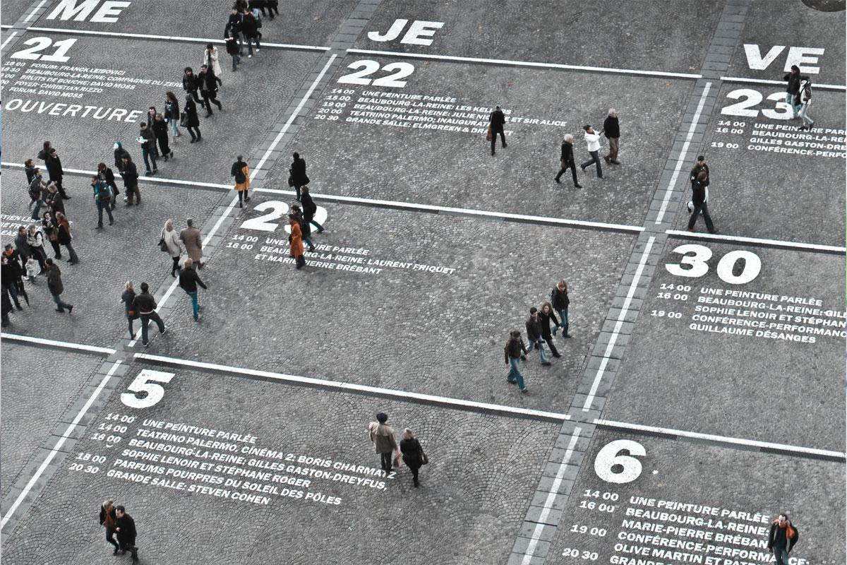 Design d'interface - User interface - UI - Déroulement de l'intervention